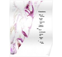 Conscience Poster
