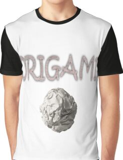 Origami Graphic T-Shirt