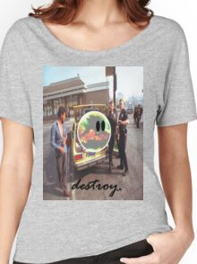 destroy.#3 Women's Relaxed Fit T-Shirt