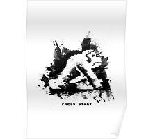 Paint Kong Poster