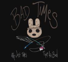 Animal Crossing - Bad Times by RockmelonSoda