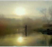Dawn Fisher by billbirtch