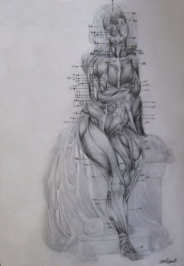 Psyche Abandoned by Elizabeth Aubuchon
