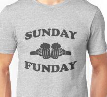 Sunday Funday Cheers Unisex T-Shirt