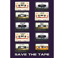 Save the tape Photographic Print