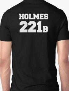 Sherlock - Team Holmes (white text) T-Shirt