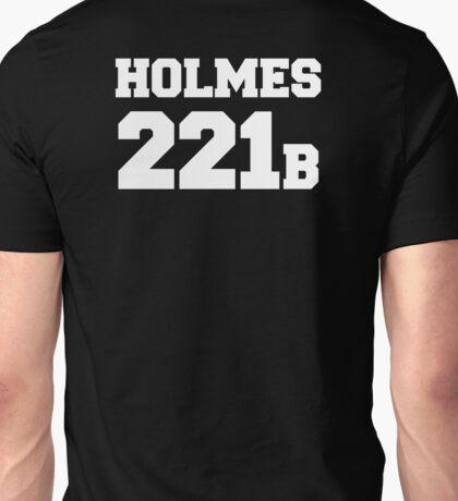 Sherlock - Team Holmes (white text) Unisex T-Shirt