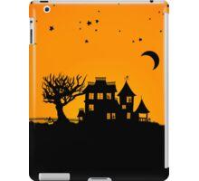 Jack O Lantern Manor iPad Case/Skin