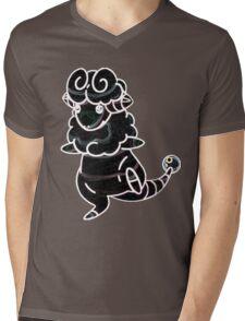 Flaaffy Mens V-Neck T-Shirt
