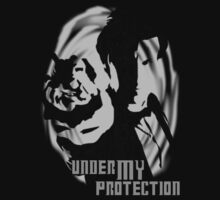 Doctor Who - 11th + Sonic screwdriver | Under my protection (dark shirts) by glassCurtain