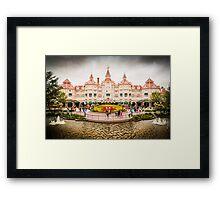 Disneyland Park Framed Print