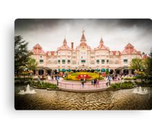 Disneyland Park Canvas Print