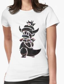 Slowking Womens Fitted T-Shirt