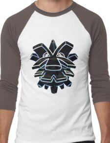 Pineco Men's Baseball ¾ T-Shirt