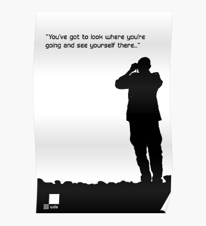 See yourself there Poster