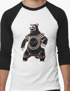 Ursaring Men's Baseball ¾ T-Shirt