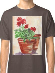 Geranium or Pelargonium? Classic T-Shirt
