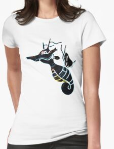 Kingdra Womens Fitted T-Shirt