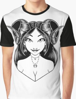 Aries Graphic T-Shirt