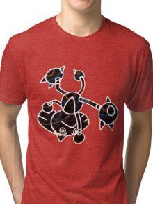 Hitmontop Tri-blend T-Shirt
