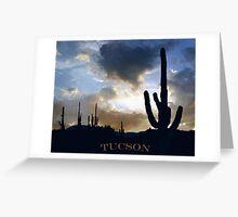 Tucson, Az. Greeting Card