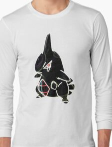 Larvitar Long Sleeve T-Shirt