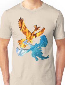 Lugia & Ho-oh Unisex T-Shirt