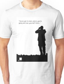 See yourself there Unisex T-Shirt