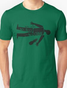 No Body No Crime (Psych) T-Shirt