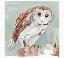 Barn Owl/Nonnetjie-Uil One Piece - Long Sleeve