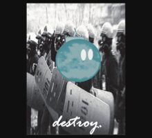 destroy.#5 by Cristian Medina