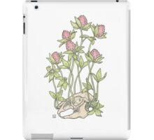 Red Clover All Over iPad Case/Skin