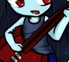 Chibi Marceline the Vampire Queen Sticker