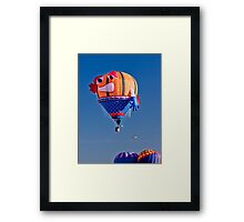 2011 Special Shapes - Basketboll Framed Print