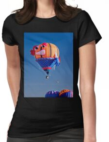 2011 Special Shapes - Basketboll Womens Fitted T-Shirt