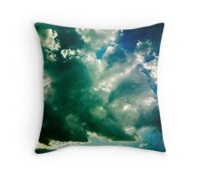 Sky Over Homeward Bound Throw Pillow