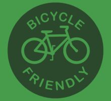 Bicycle Friendly (dark) by KraPOW