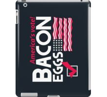With Liberty and Bacon for All iPad Case/Skin