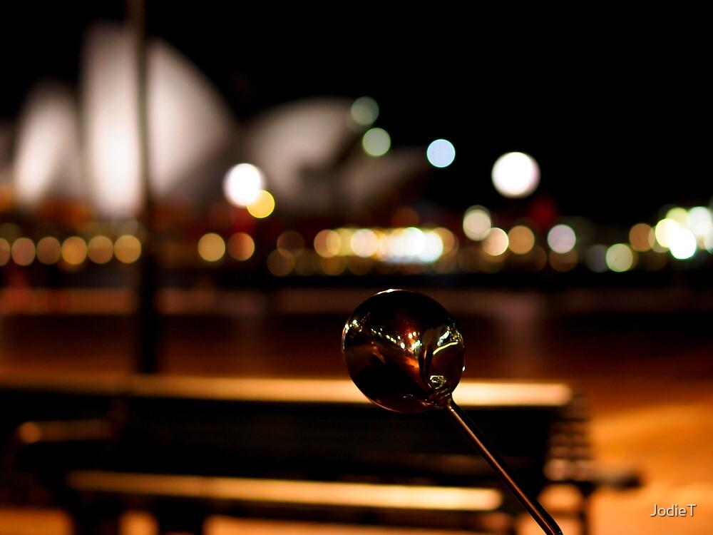 Sydney Opera House by JodieT