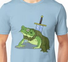 Ribbit in Time Unisex T-Shirt