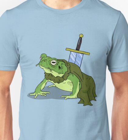 Ribbit in Time Unisex T-Shirt