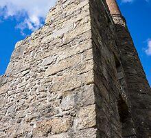 stone corner by Anne Scantlebury