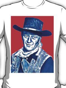 John Wayne in Red River T-Shirt