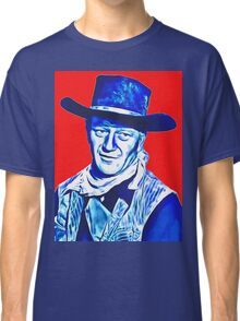 John Wayne in Red River Classic T-Shirt