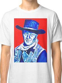 John Wayne in Red River Classic T-Shirt