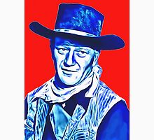John Wayne in Red River Unisex T-Shirt