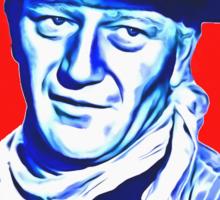 John Wayne in Red River Sticker