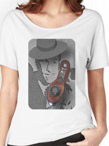 """♥•.¸¸.ஐ SECRET AGENT 86~MAXWELL SMART.. HELLO 99 PICK UP THE PHONE.. TEE SHIRT.. MY TRIBUTE TO """" MAXWELL SMART♥•.¸¸.ஐ Women's Relaxed Fit T-Shirt"""