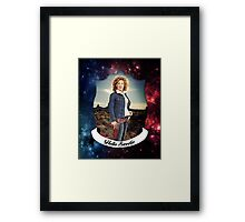 Hello Sweetieeee... Framed Print