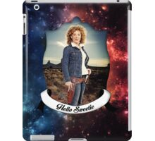 Hello Sweetieeee... iPad Case/Skin
